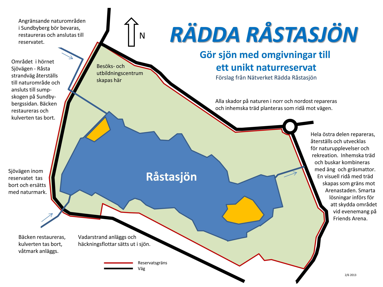 råstasjön karta Ett möte med Riksbyggen | Rädda Råstasjön råstasjön karta