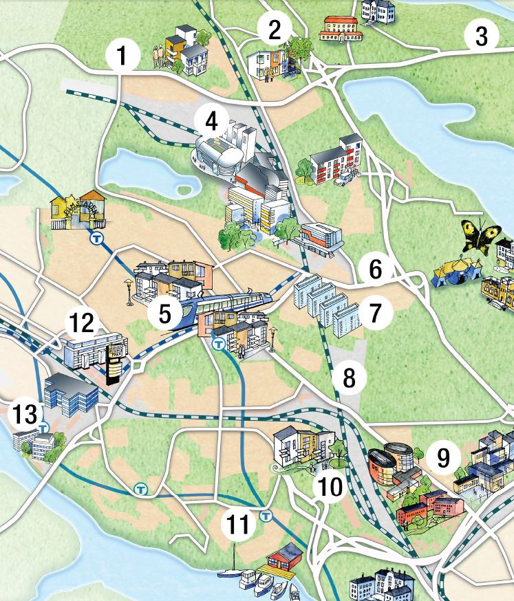 karta solna stad mars | 2015 | Rädda Råstasjön karta solna stad